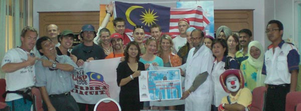 KL Charity Visit