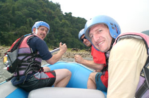 White Water Rafting 3